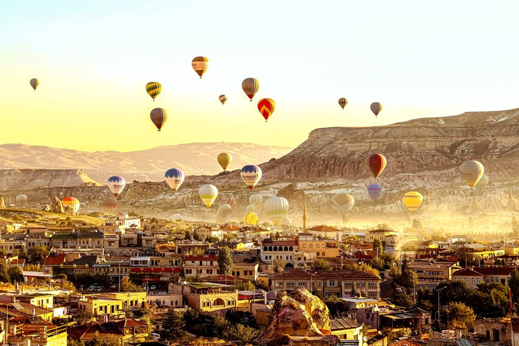 goreme-balloon-flights