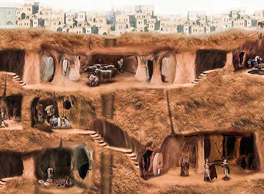 undergraumd-city-cappadocia